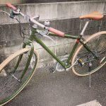 クロスバイクのシークレットコード(SCC700)